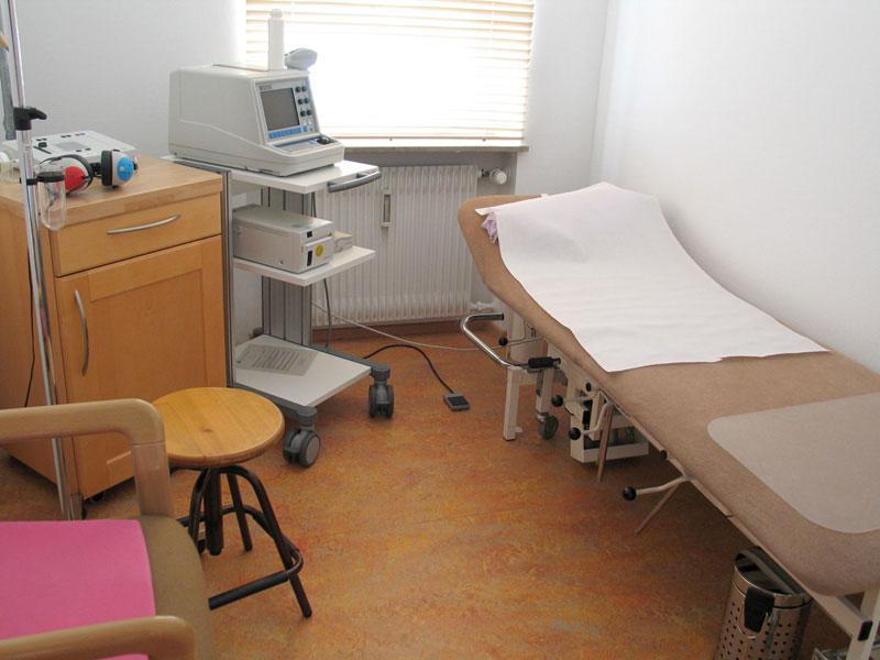 Ultraschall-Untersuchungen